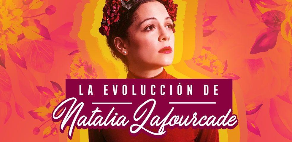 La evolucción de Natalia Lafourcade