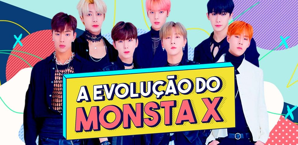 A evolução do Monsta X