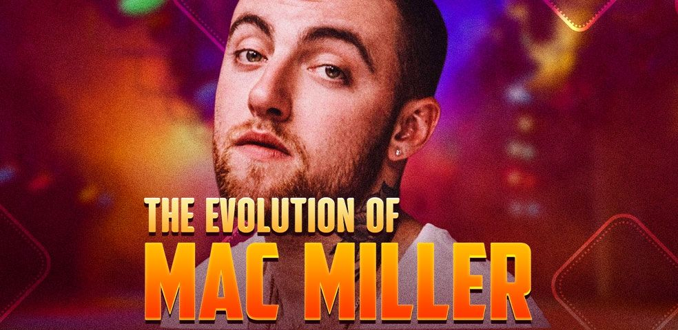 The evolution of Mac Miller