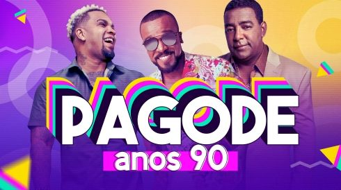 Pagode anos 90