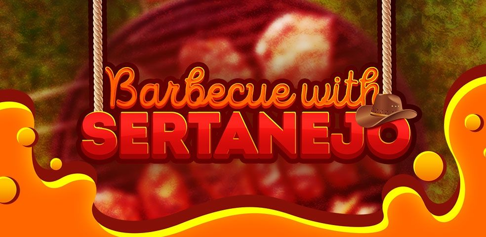 Barbecue with sertanejo