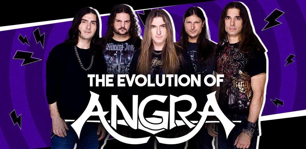 The evolution of Angra
