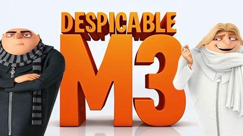 Despicable Me 3 (soundtrack)