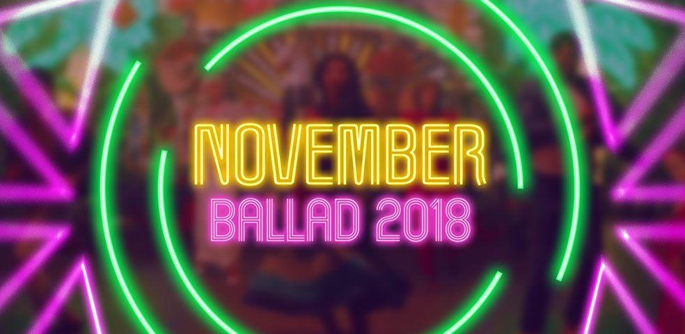 November ballad 2018