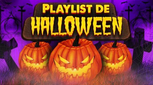 Playlist de halloween
