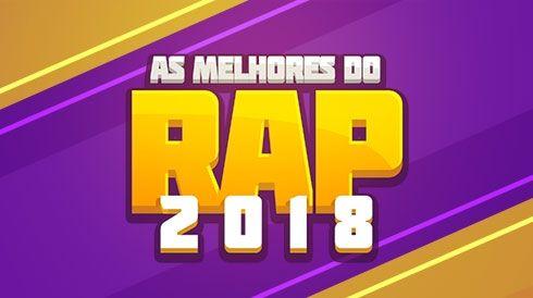 As melhores do rap 2018