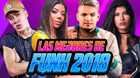 Las mejores de funk 2018