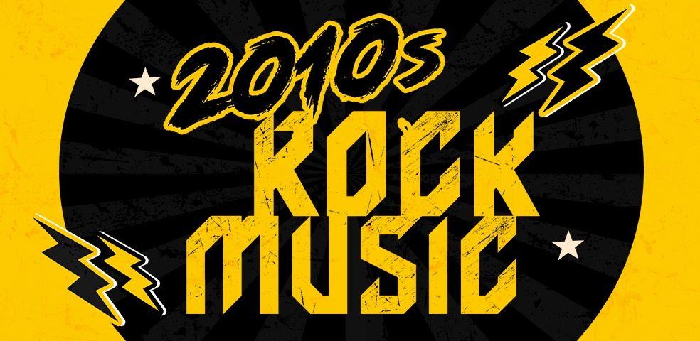 2010's rock music