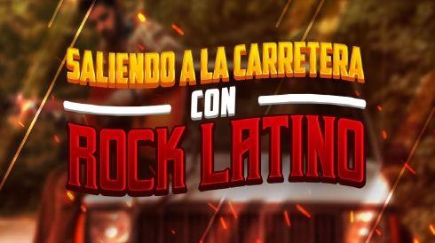 Saliendo a la carretera con rock latino