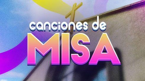 Canciones de misa
