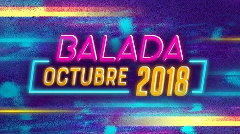 Balada de octubre 2018