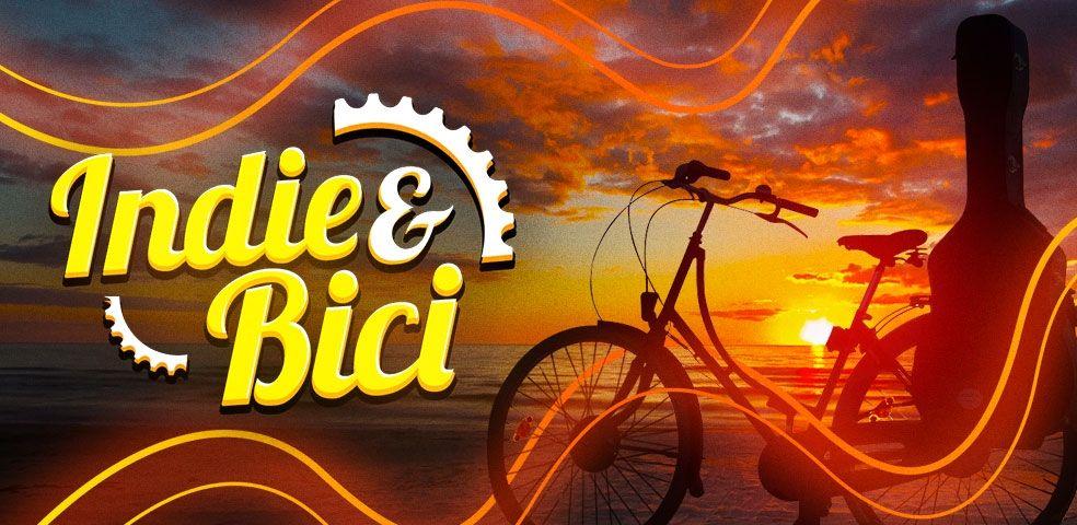 Indie & bici