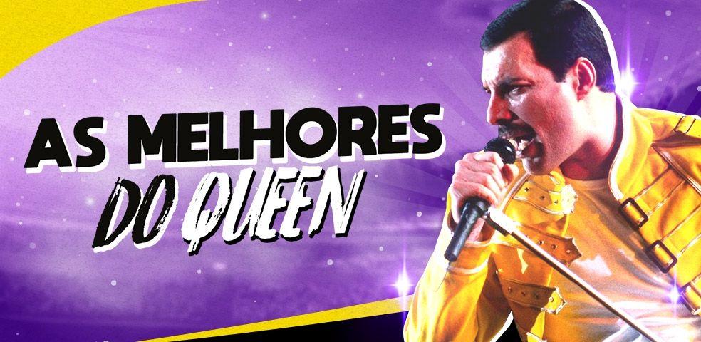 As melhores do Queen