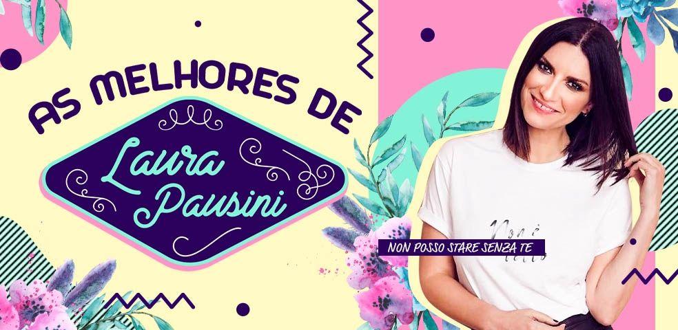 As melhores de Laura Pausini